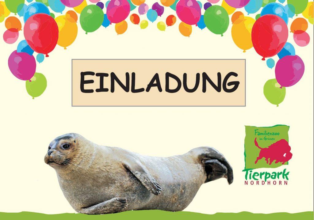 Für Den Kindergeburtstag Im Tierpark Bieten Wir Ihnen Die Passenden  Einladungskarten Zum Kostenlosen Download. Beim Klick Auf Die Folgenden  Bilder öffnet ...