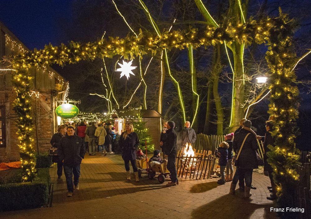 Weihnachtsmarkt Bad Bentheim.Besinnlicher Weihnachtsmarkt Im Tierpark Nordhorn Tierpark Nordhorn