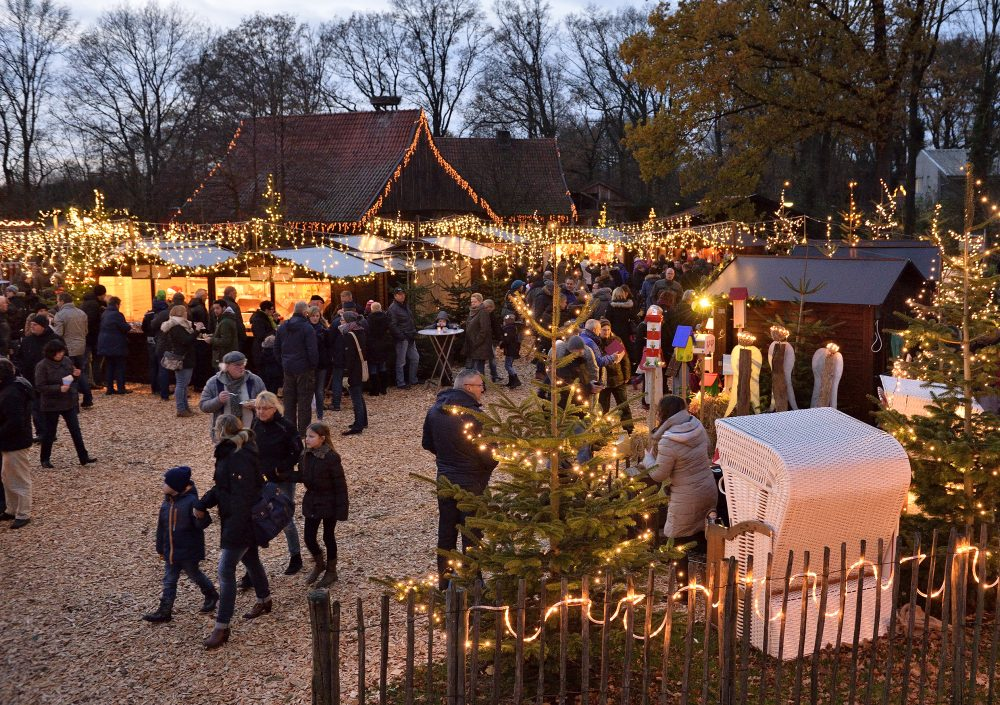 Weihnachtsmarkt Bad Bentheim.Weihnachtsmarkt Im Tierpark Nordhorn Tierpark Nordhorn