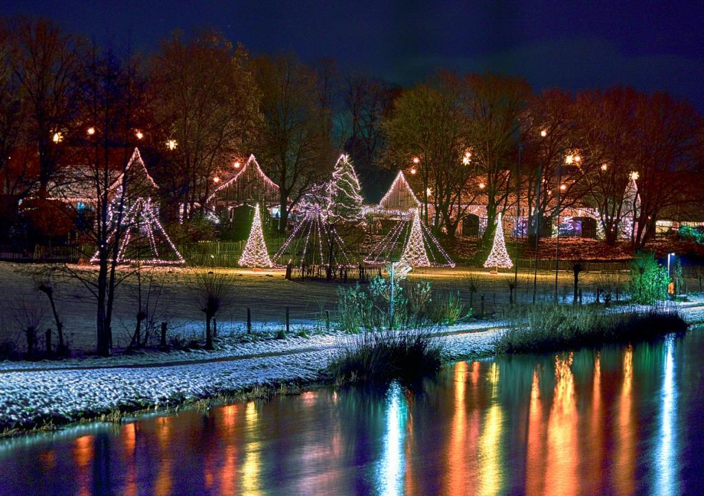 Wie Lange Hat Der Weihnachtsmarkt Auf.07 16 12 18 Weihnachtsmarkt Im Tierpark Tierpark Nordhorn