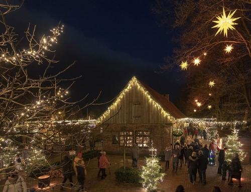 Über 38.000 Besucher auf Tierpark-Weihnachtsmarkt