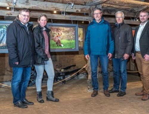 """Fotoausstellung """"Natur im Blick"""" im Tierpark Nordhorn"""