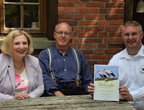 Artenvielfalt schützen und bewahren – SPD-Bundestagsabgeordnete Dr. Daniela De Ridder übernimmt Patenschaft im Tierpark Nordhorn