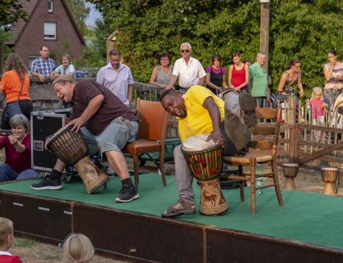 Großes Sommerfest im Tierpark Nordhorn