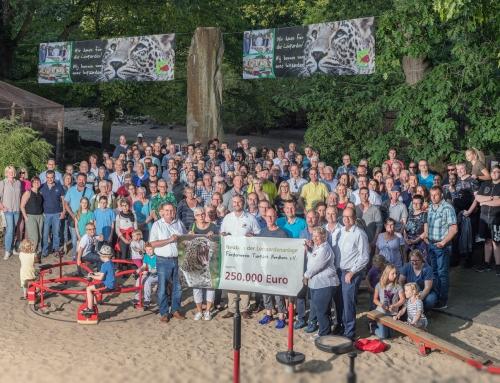 25 Jahre Förderverein Tierpark Nordhorn