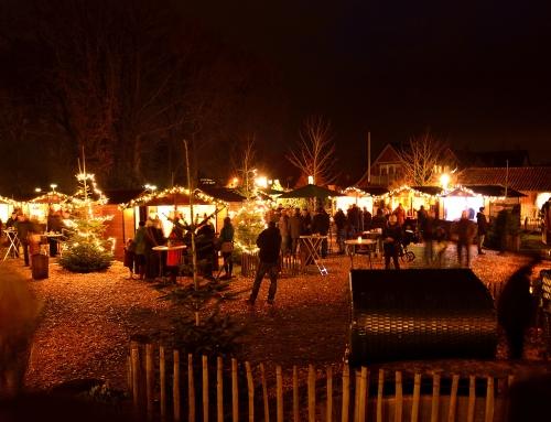 Weihnachtsmarkt im Tierpark Nordhorn