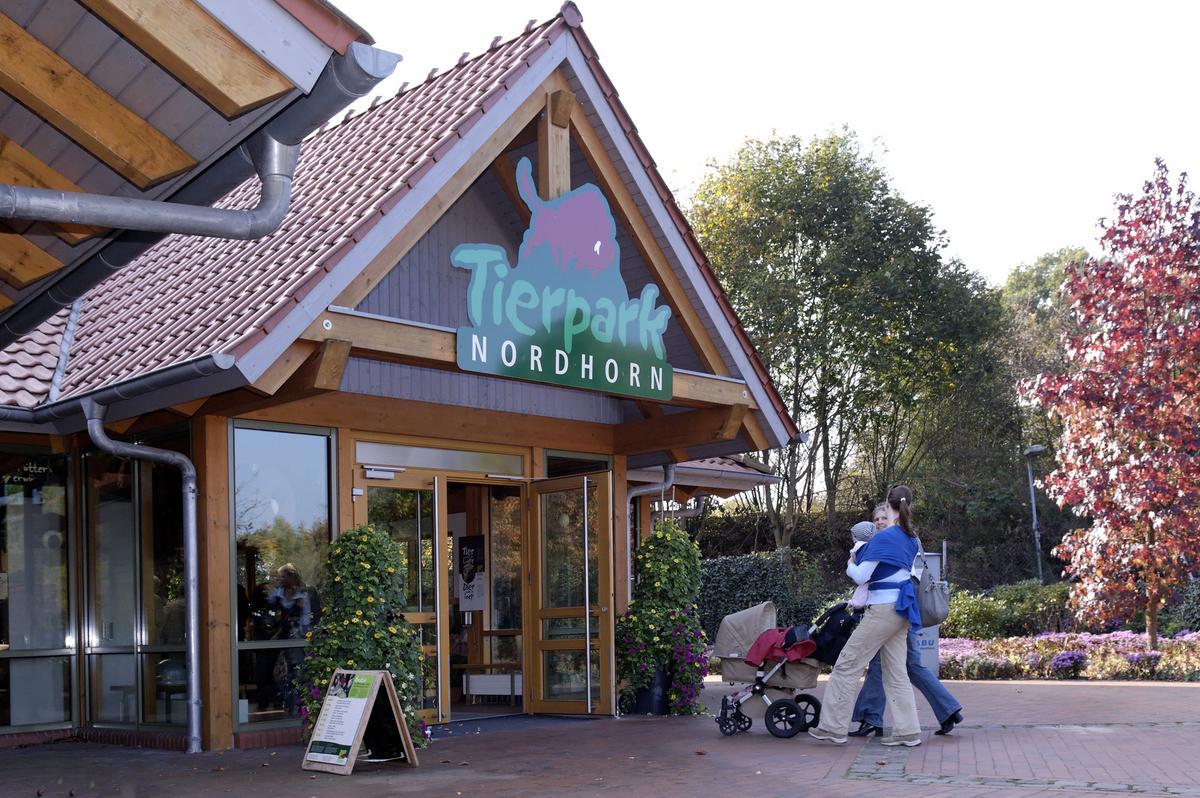 Tierpark Nordhorn - Familienzoo im Grünen