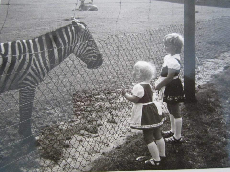 Der Tierpark Nordhorn 1972/1973