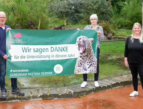Förderverein Tierpark Nordhorn e.V. wählt neuen Vorstand