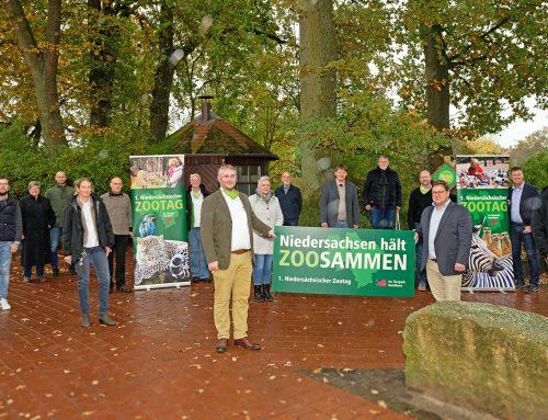 1. Niedersächsischer Zootag: Land muss Verantwortung für Zoos übernehmen