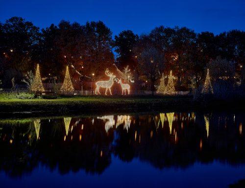 Nordhorn leuchtet im Advent
