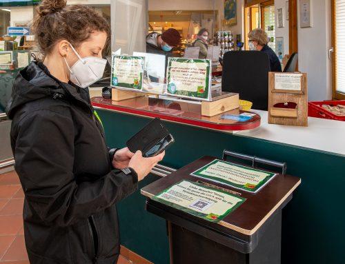 Tierpark schaltet luca-App frei